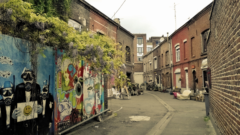 Où suis -je - ajonc - 25 septembre bravo Martine Lille_streetart_moulins2