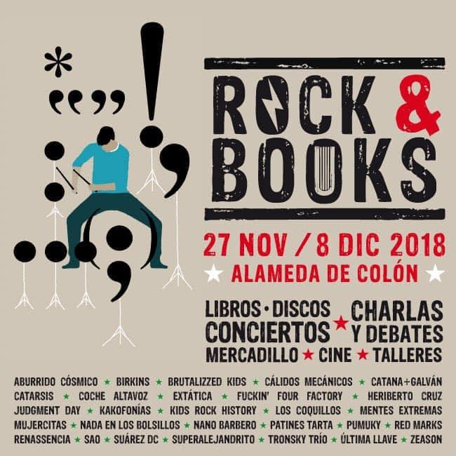 Gente de Canarias - Página 2 Rock-and-books-g-canaria