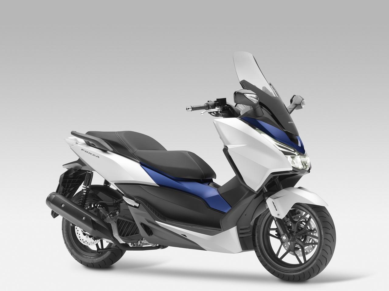 Honda Forza 125 Honda-Forza-125-2015-02