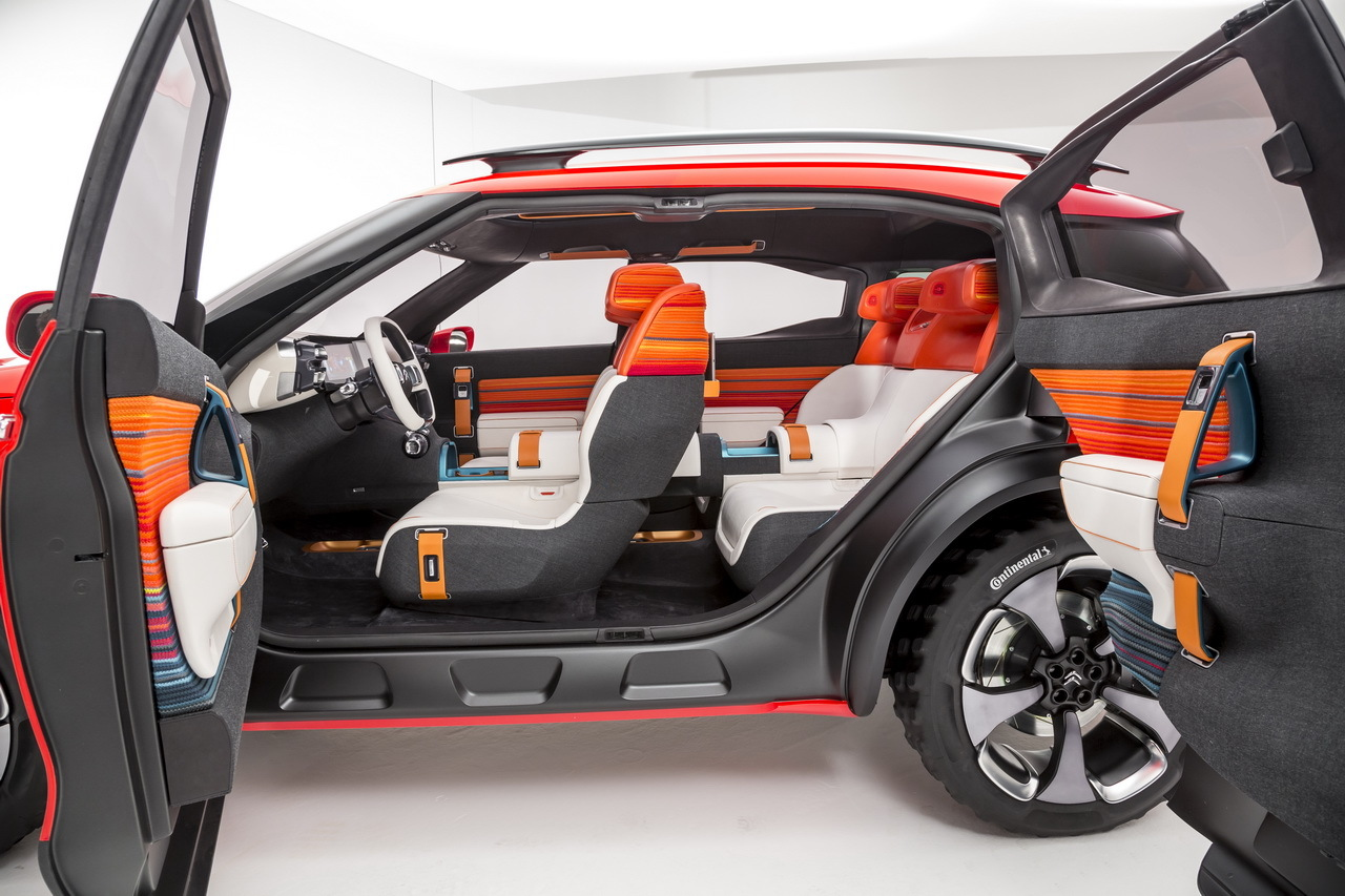 2017 - [Citroën] C5 Aircross [C84] - Page 3 Citroen-aircross-concept-32