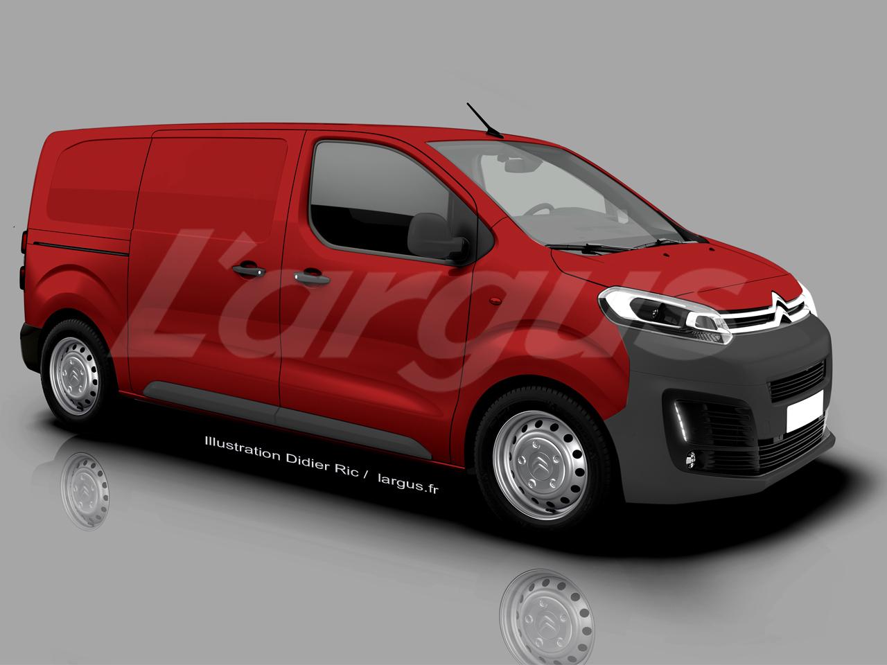 [SUJET OFFICIEL] Citroën SpaceTourer - Page 13 Citroen-jumpy-2016