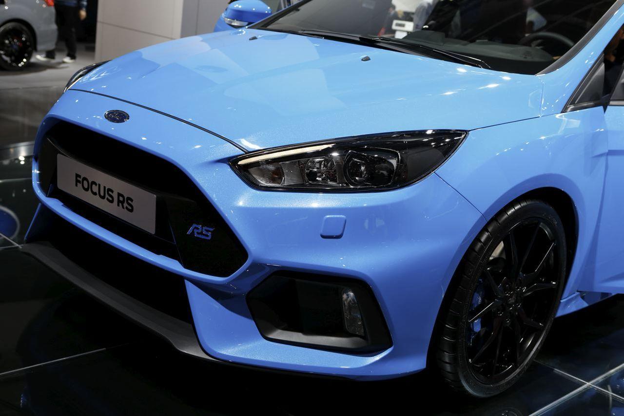 Actualité et Essai FORD Ford-focus-rs-francfort-2015-ta-15