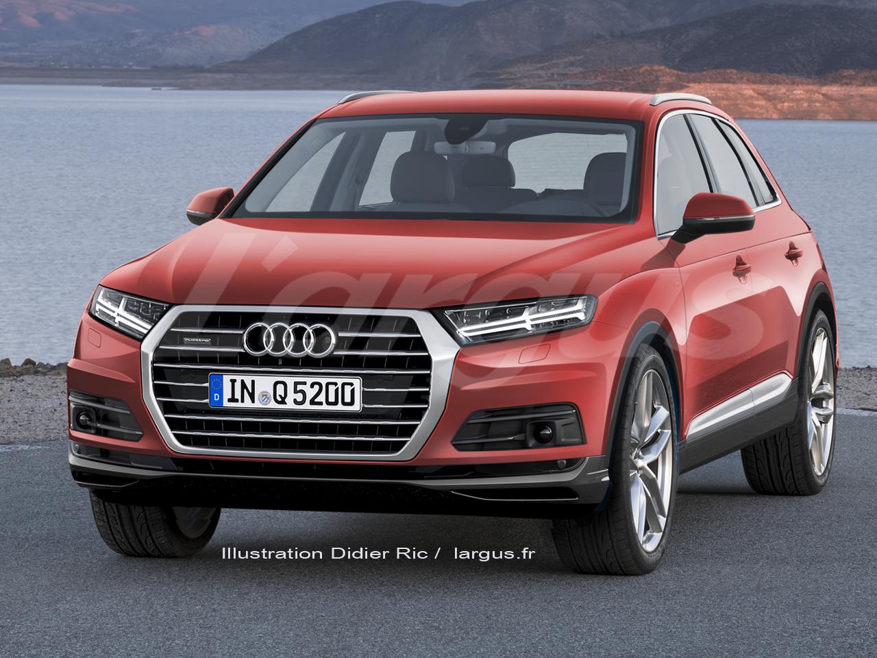 2016 - [Audi] Q5 II - Page 3 Futur-audi-q5-2016