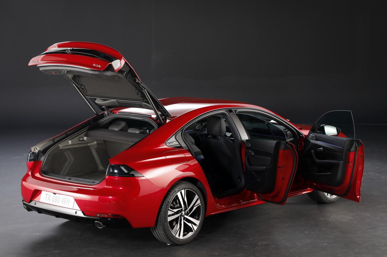 2018- [Peugeot] 508 II [R82/R83] - Page 2 Peugeot-508-2-2018-16