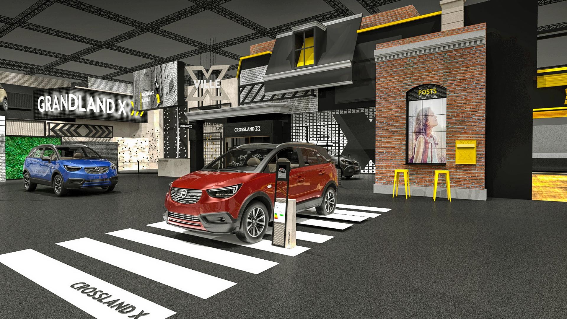 2017 - (Allemagne) Salon de Francfort / IAA Motor Show - Page 3 Stand-opel-francfort-iaa-2017-2