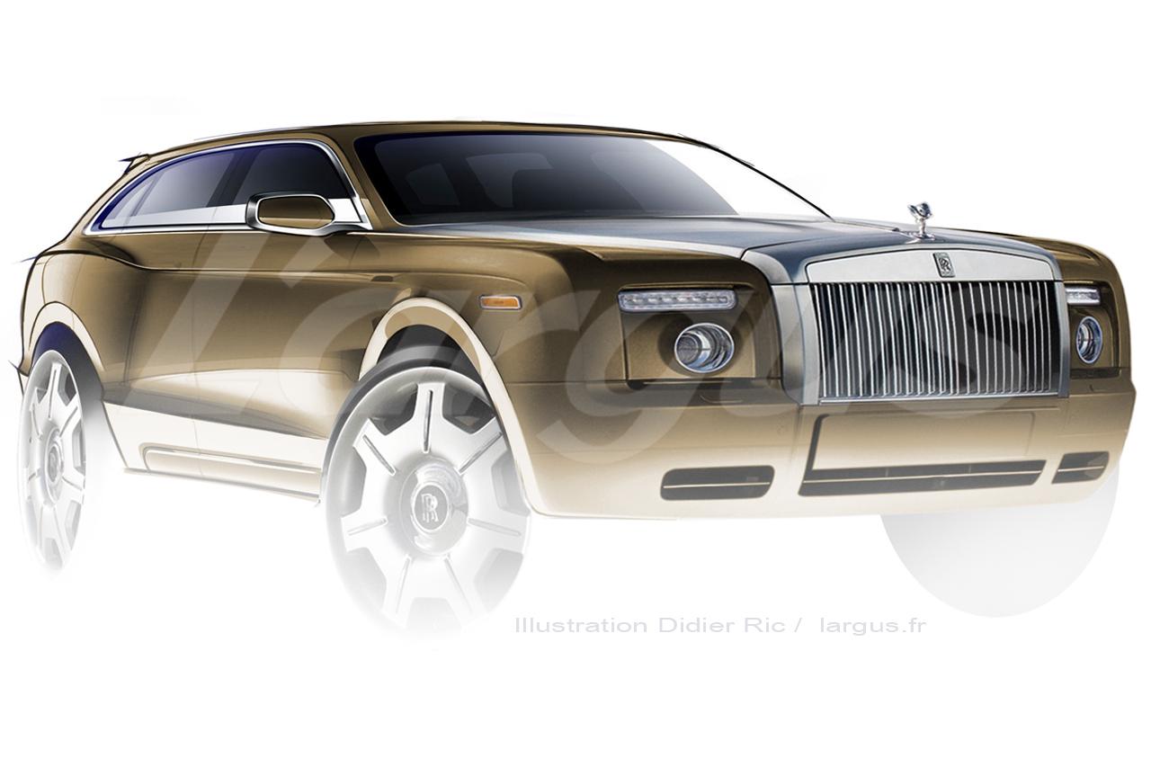 2017 - [Rolls-Royce] SUV Cullinan - Page 5 Suv-rolls-royce-2018