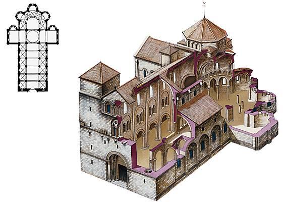 Le Symbolisme Chrétien - 19 eme siècle - Angleterre ( Images) 1002961-Nevers_l%C3%A9glise_Saint-%C3%89tienne