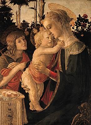 [Jeu] Association d'images - Page 18 1008929-Botticelli_la_Vierge_et_lEnfant_avec_saint_Jean-Baptiste_enfant