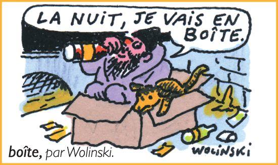 Cabu, Wolinski, Charb, Tignous et Honoré... Je suis Charlie 1309712-Bo%C3%AEte_par_Wolinski