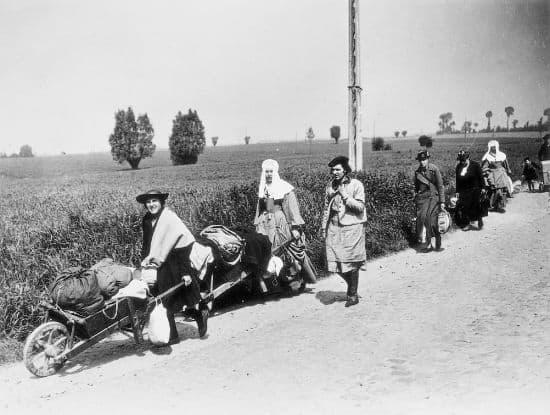 6 Juin 1944 .... 1310915-Lexode_en_1940