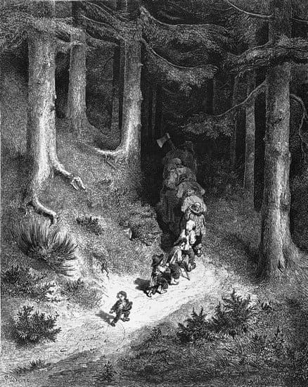 [tuto] Encrage et hachures... 1311153-Gustave_Dor%C3%A9_illustration_pour_le_Petit_Poucet