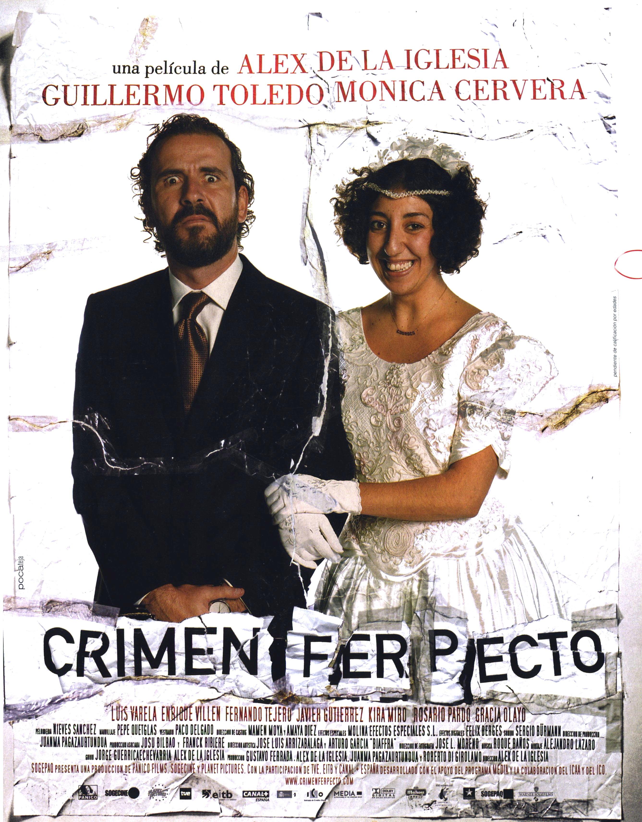 Las Mejores Comedias de los que llevamos de siglo Crimen_ferpecto-critica-cartel