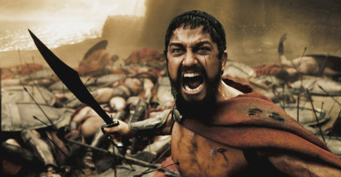 Reencarnaciones de Xena. Leonidas
