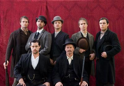 La banda de los Banda de James-Younger El-asesinato-de-jesse-james-por-el-cobarde-robert-ford-critica-1