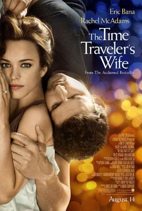 La mujer del viajero en el tiempo La-mujer-del-viajero-en-el-tiempo-cartel