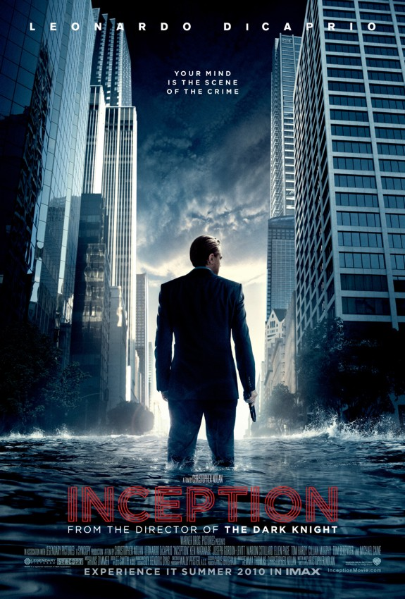 INCEPTION !!!! Poster-inception