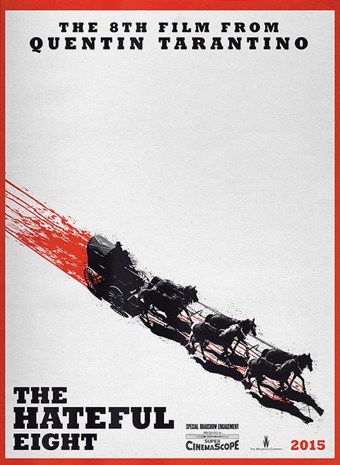 Quentin Tarantino:The Hateful Eight (2015) - Página 3 Hateful