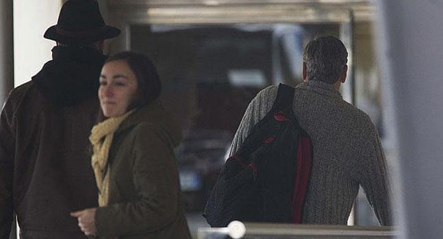 Clooney leaves Valencia Clooney--647x350