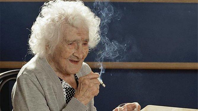 ¿ Vous pensez que fumer du cannabis, finalement, c'est plutôt anodin ?  Jeanne-Calment