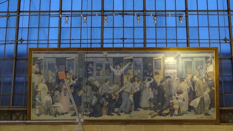 [75 - FR] : Visite de l'AFAC à la Gare de l'Est 2018-12-29_069