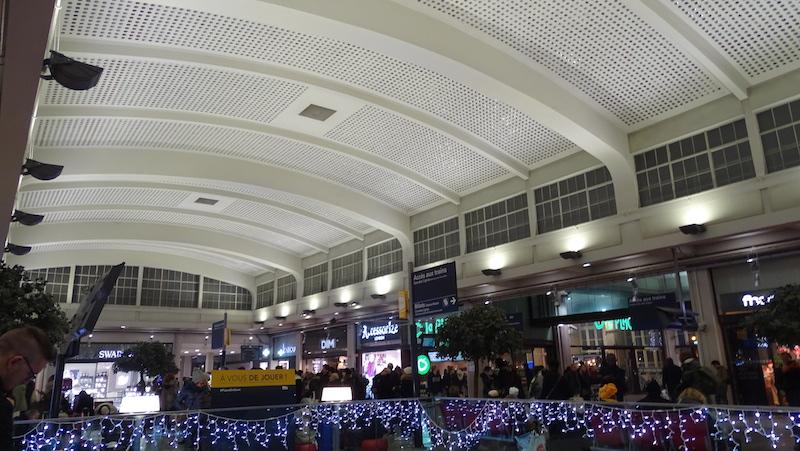 [75 - FR] : Visite de l'AFAC à la Gare de l'Est 2018-12-29_072
