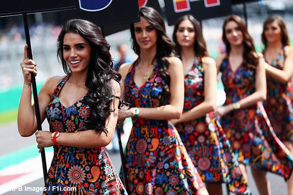 Les Filles sur la grille en F1 - 2015 2015-11-01_mexique_10
