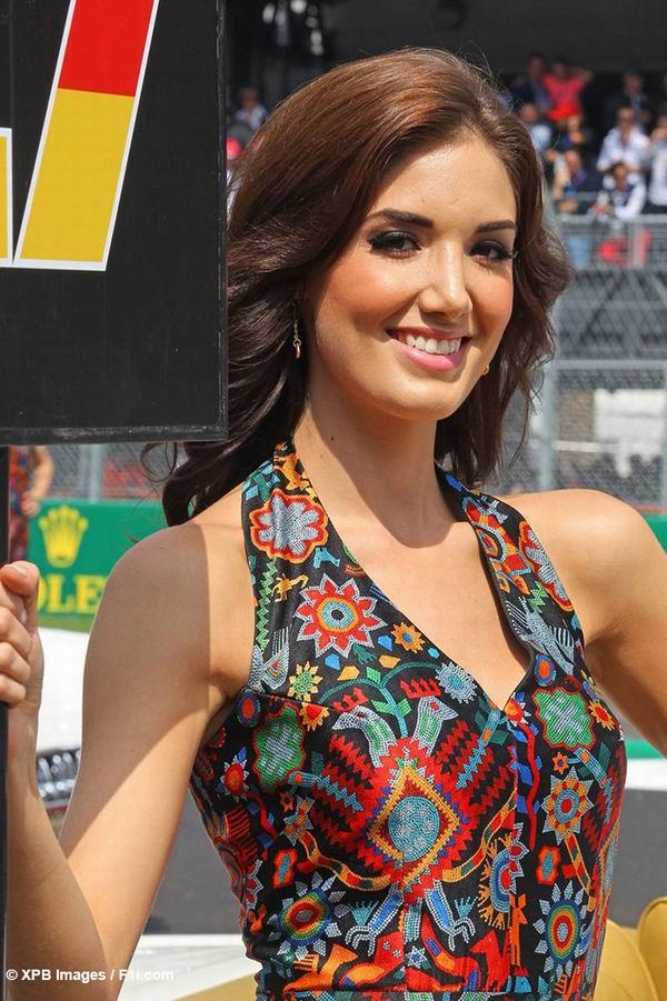 Les Filles sur la grille en F1 - 2015 2015-11-01_mexique_20