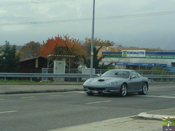 Ferrari sur les routes et autoroutes 0005_Ferrari_Gland_Suisse_01