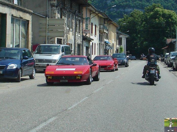 Ferrari sur les routes et autoroutes 0007_Ferrari_La_Cluse_Ain_01