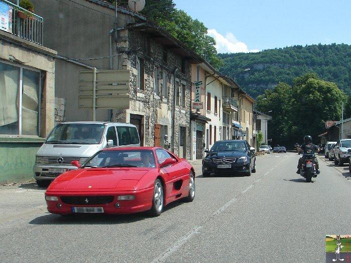 Ferrari sur les routes et autoroutes 0008_Ferrari_La_Cluse_Ain_01