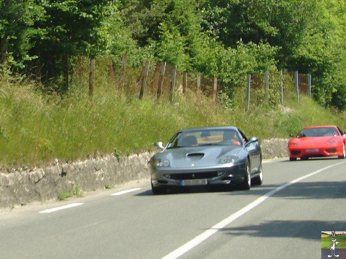 Ferrari sur les routes et autoroutes 0009_Ferrari_La_Cluse_Ain_01