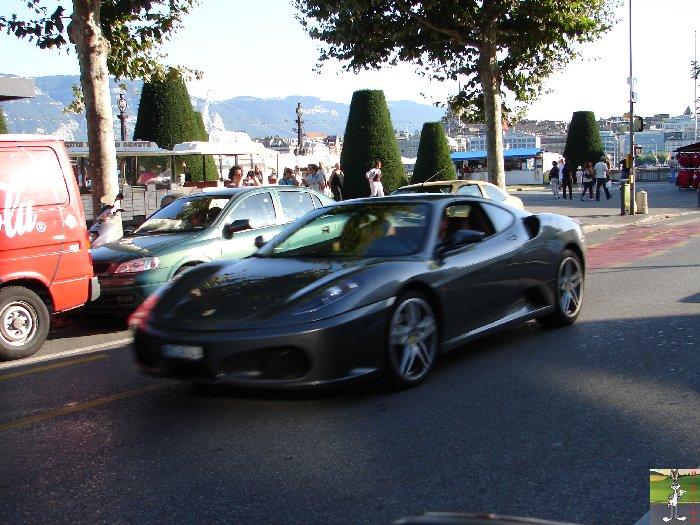 Ferrari sur les routes et autoroutes 0011_Ferrari_Geneve_Suisse_01