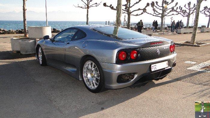 Ferrari sur les routes et autoroutes 0018_Ferrari_Rolle_Suisse_01