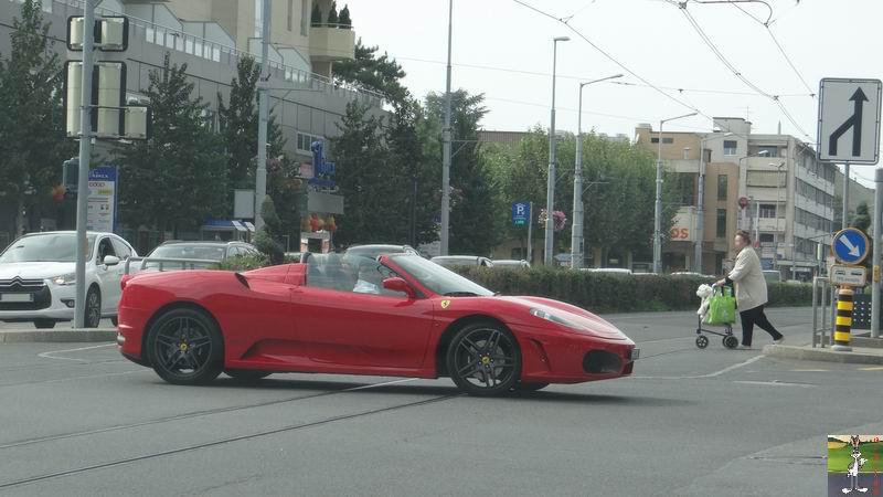 Ferrari sur les routes et autoroutes 0041_Ferrari_Geneve_Suisse_01