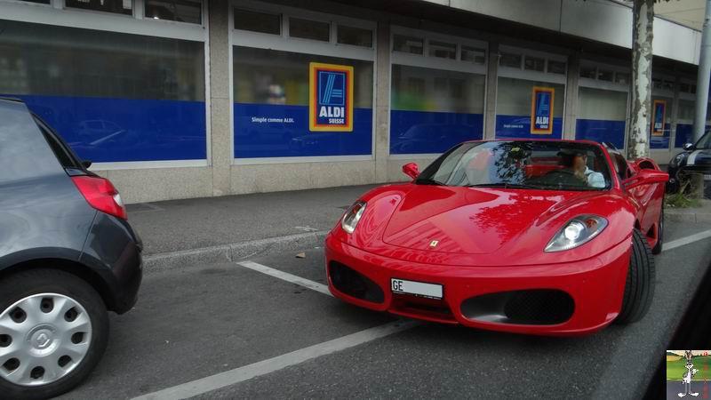 Ferrari sur les routes et autoroutes 0044_Ferrari_Geneve_Suisse_01