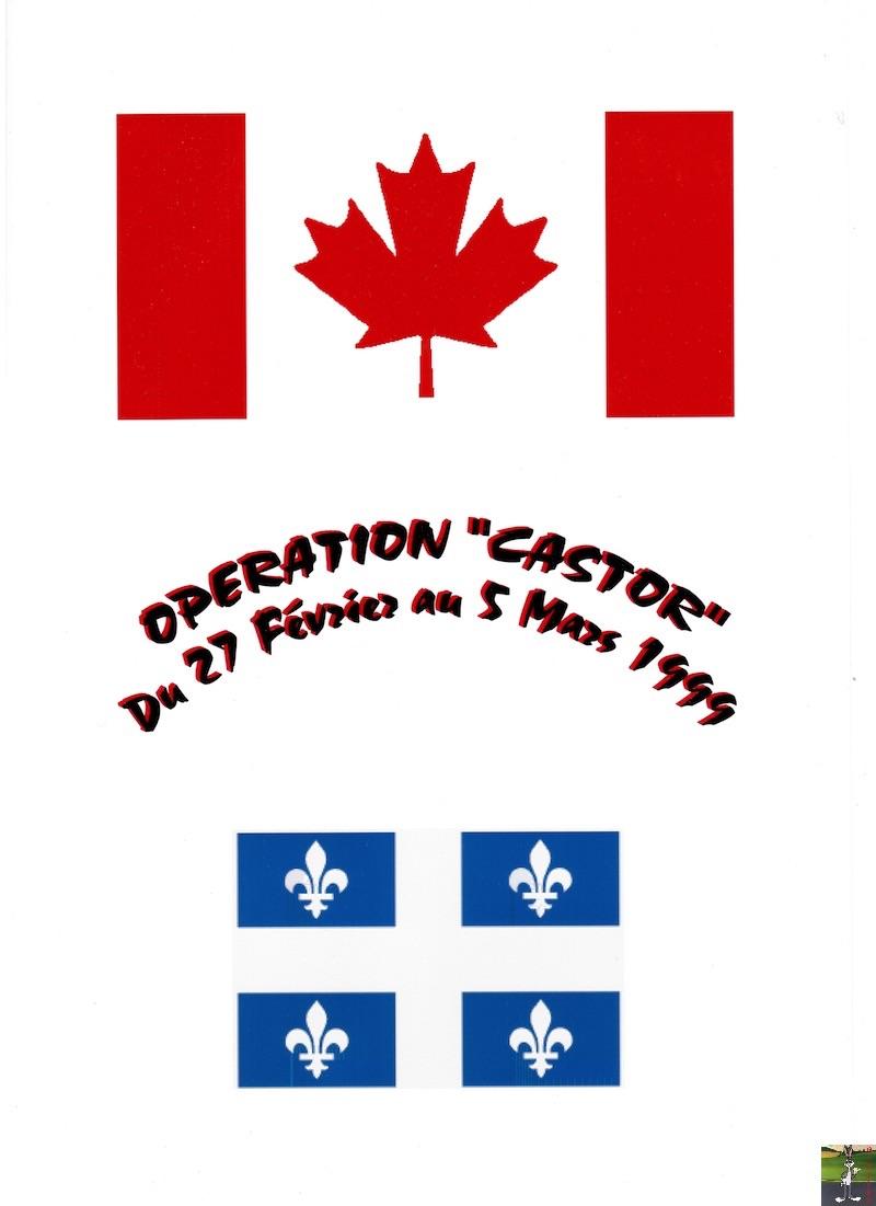 1999-02-27 / 1999-03-05 : Opération Castor au Canada Operation_Castor_002