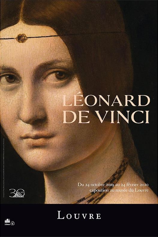 [75 - FR] : 2020-01-22 : Exposition Léonard de Vinci - Louvre - Paris 000