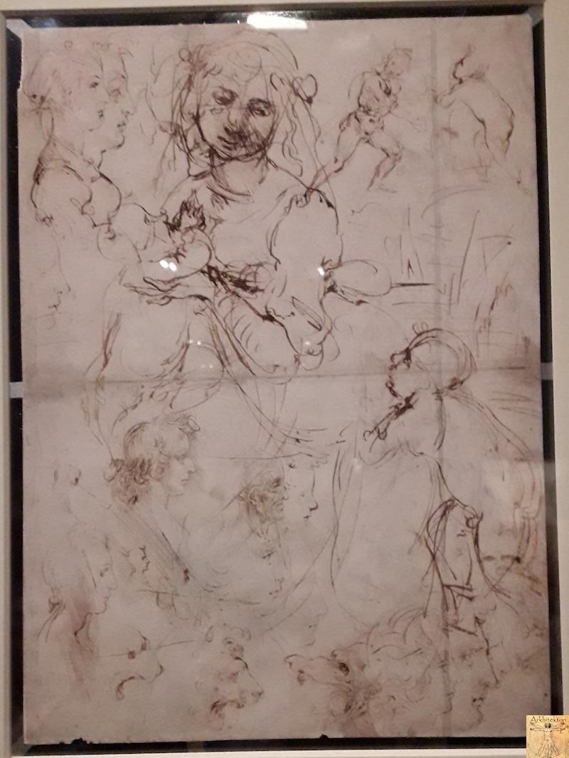 [75 - FR] : 2020-01-22 : Exposition Léonard de Vinci - Louvre - Paris 031