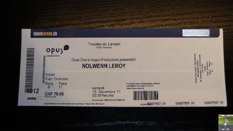Nolwenn Leroy en concert à Genève (Suisse) le 10-12-2011 2011-12-10_Nolwenn_Leroy_Geneve_01
