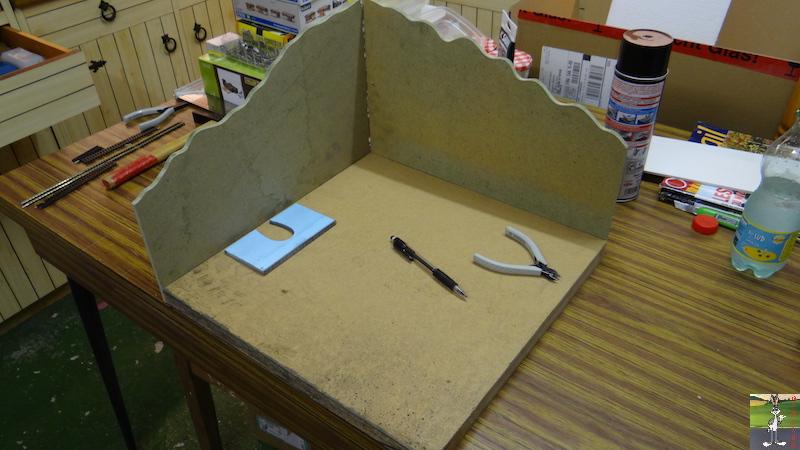 DIGIBERG : Diorama pour la prise de photos du matériel roulant... Diorama_N_0001