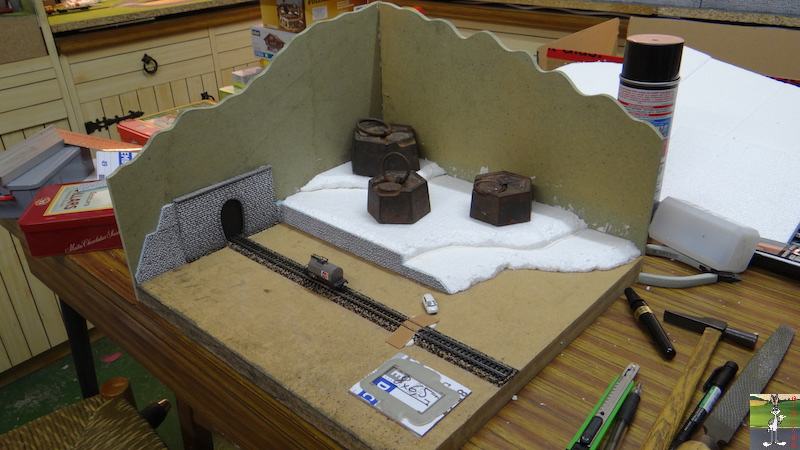DIGIBERG : Diorama pour la prise de photos du matériel roulant... Diorama_N_0006