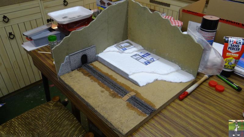 DIGIBERG : Diorama pour la prise de photos du matériel roulant... Diorama_N_0009