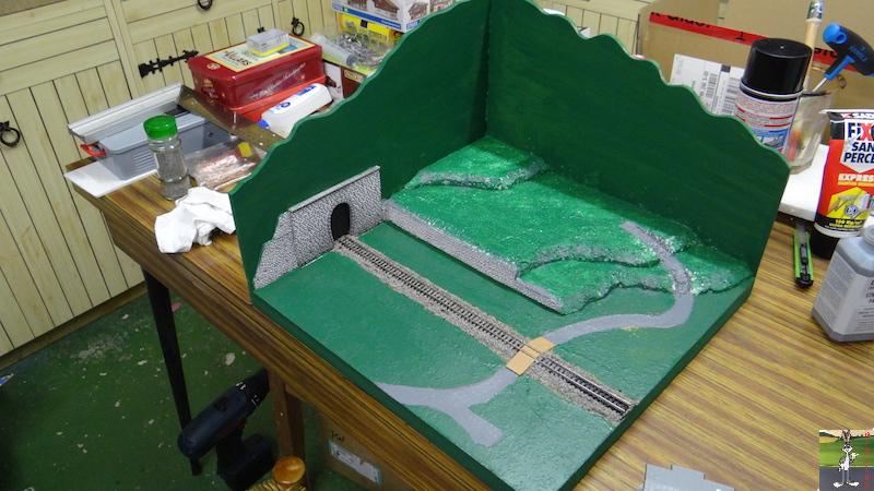DIGIBERG : Diorama pour la prise de photos du matériel roulant... Diorama_N_0011