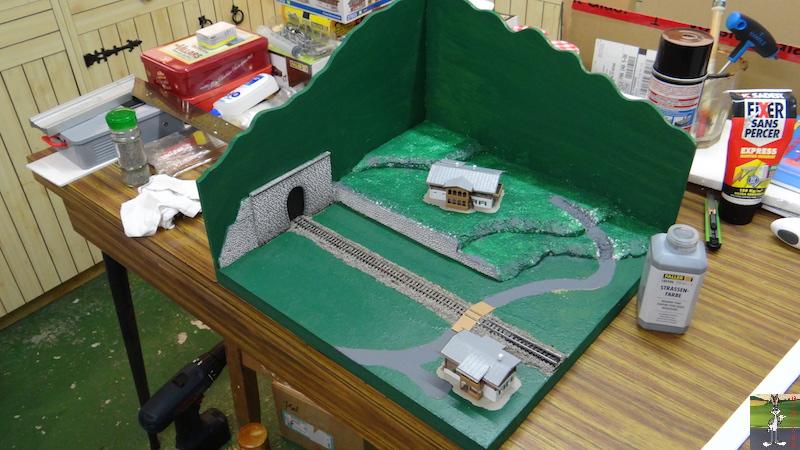 DIGIBERG : Diorama pour la prise de photos du matériel roulant... Diorama_N_0016