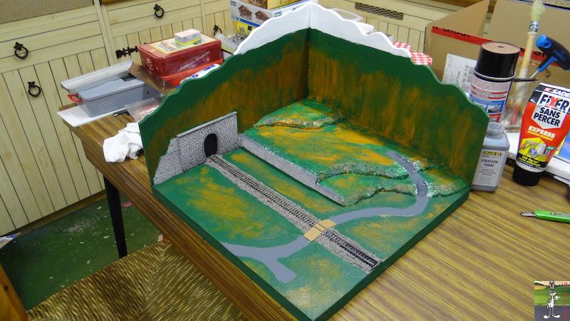 DIGIBERG : Diorama pour la prise de photos du matériel roulant... Diorama_N_0017
