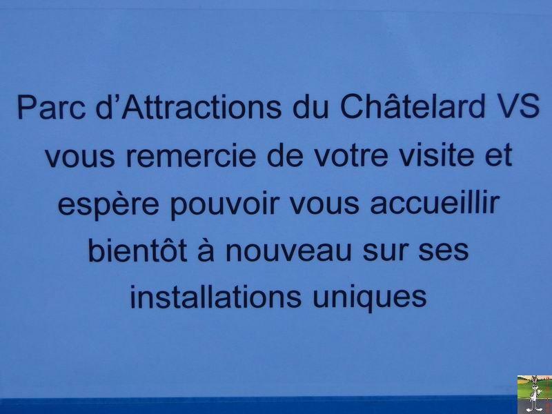 Funiculaire Châtelard - Château d'Eau (VS, Suisse) (11-09-2010) Chatelard_Chateau_d_eau_050