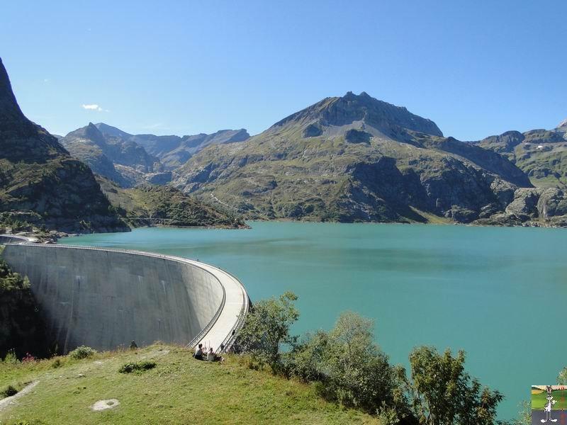 Funiculaire Pied du barrage - Lac d'Emosson (VS, Suisse) (11-09-2010)  Minifunic_Emosson_035