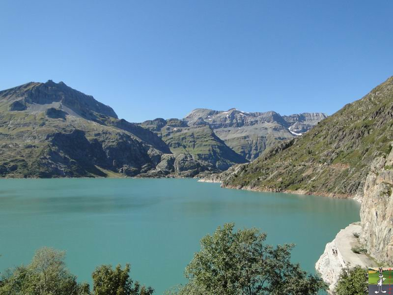 Funiculaire Pied du barrage - Lac d'Emosson (VS, Suisse) (11-09-2010)  Minifunic_Emosson_036