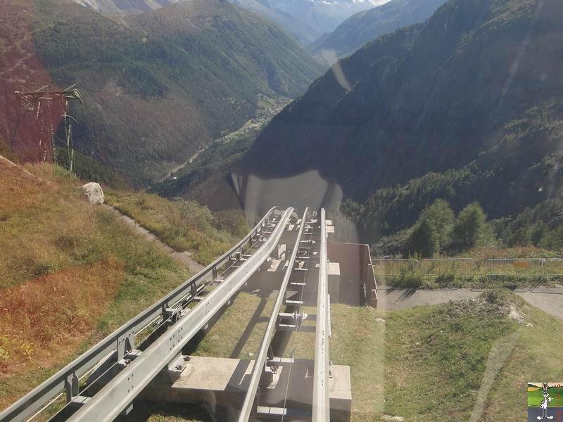 Funiculaire Pied du barrage - Lac d'Emosson (VS, Suisse) (11-09-2010)  Minifunic_Emosson_047