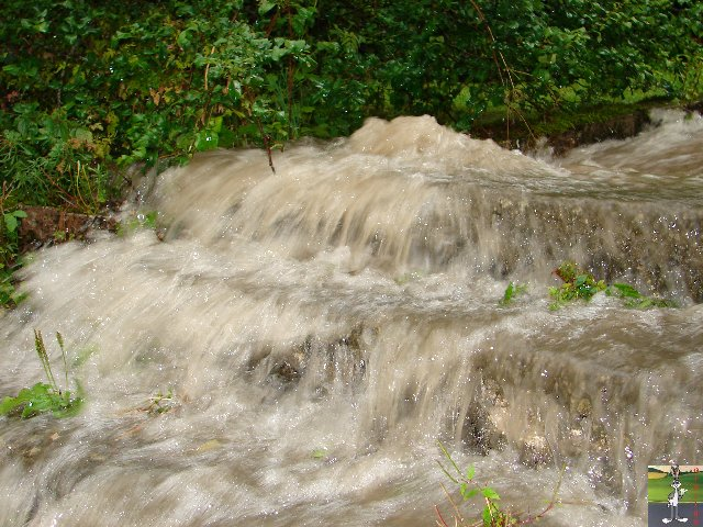 Orage le 09/08/2009 à La Tanière 2009-08-09_deluge_01